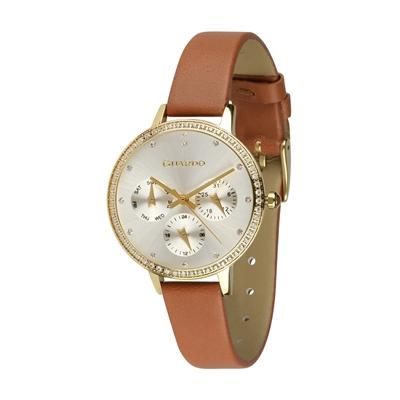 عکس نمای روبرو ساعت مچی برند گوآردو مدل B01340(1)-4