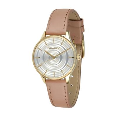 عکس نمای روبرو ساعت مچی برند گوآردو مدل B01253(1)-3
