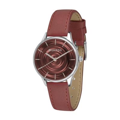عکس نمای روبرو ساعت مچی برند گوآردو مدل B01253(1)-4