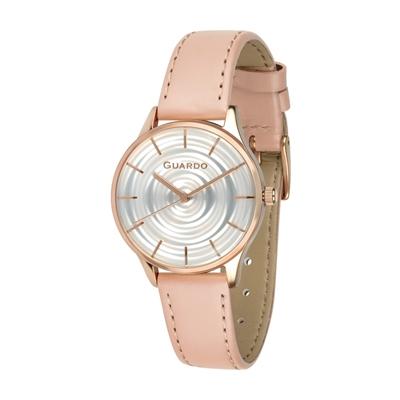 عکس نمای روبرو ساعت مچی برند گوآردو مدل B01253(1)-5
