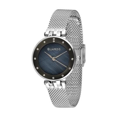 عکس نمای روبرو ساعت مچی برند گوآردو مدل B01206-1