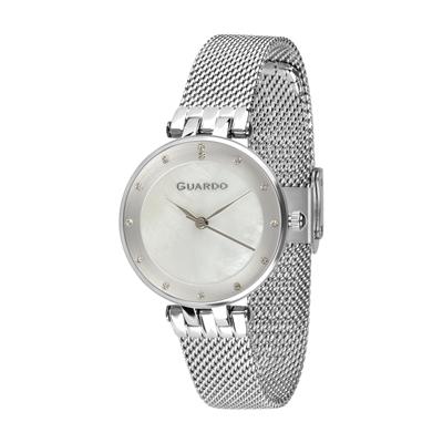 عکس نمای روبرو ساعت مچی برند گوآردو مدل B01206-2