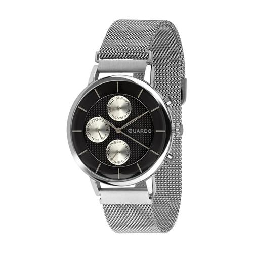 عکس نمای روبرو ساعت مچی برند گوآردو مدل 012015-1