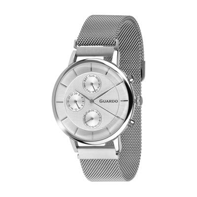 عکس نمای روبرو ساعت مچی برند گوآردو مدل 012015-2