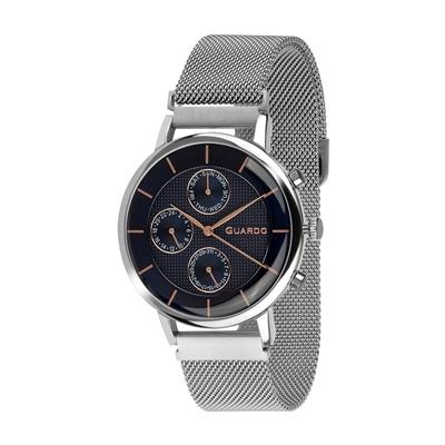 عکس نمای روبرو ساعت مچی برند گوآردو مدل 012015-3