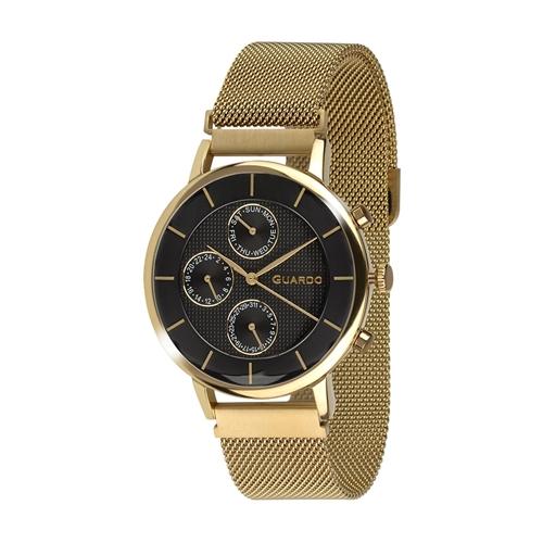 عکس نمای روبرو ساعت مچی برند گوآردو مدل 012015-4