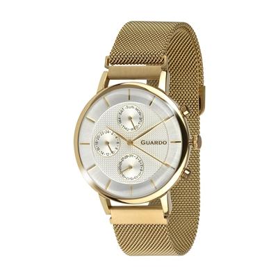 عکس نمای روبرو ساعت مچی برند گوآردو مدل 012015-5